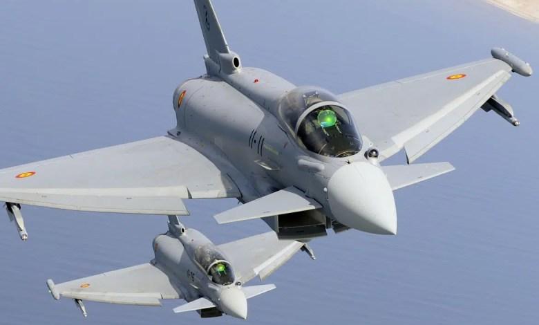 Ispanya F/A-18'lerin yerine Eurofighter almayı planlıyor.