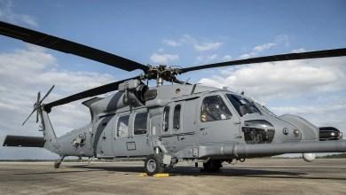 Photo of ABD'nin yeni helikopteri: HH-60W Jolly Green II