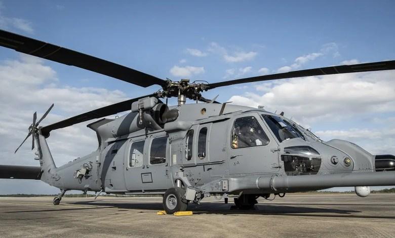 Sikorsky hh-60w
