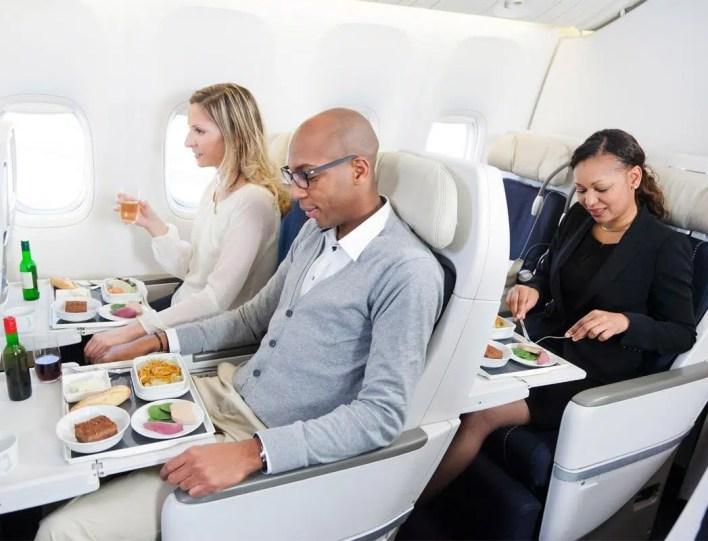 Air France recyle