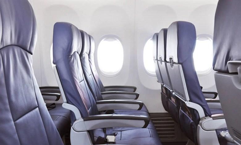 uçak koltuğu