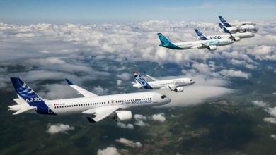 Photo of Şubat Airbus raporu: 0 sipariş, 55 teslimat