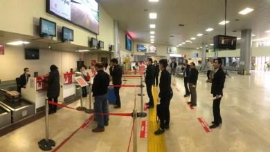 """Photo of Hüseyin Keskin: """"Havalimanlarımız dezenfekte edildi"""""""