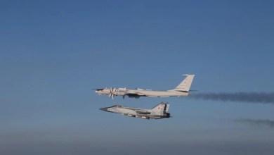 Photo of Norveç F-35'leri Rus Tu-142'lerinin peşinde