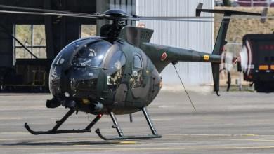 Photo of OH-6D, 51 yıl uçtu emekli oldu