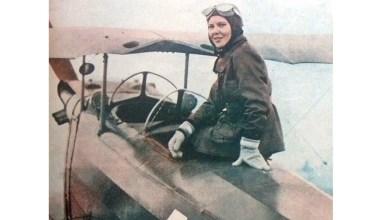 Photo of Dünyanın ilk kadın savaş pilotu Sabiha Gökçen