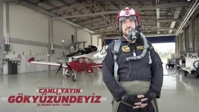 Photo of Hürkuş Ankara üzerinde uçuyor