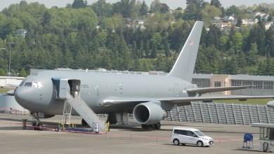 Photo of KC-46'da dertler bitmiyor
