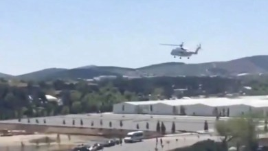 Photo of Cumhurbaşkanı Erdoğan, havalimanlarında yapılan hastaneleri inceledi