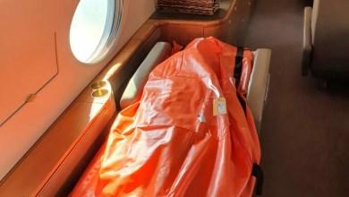 Photo of Cenazeler özel jetlerle taşınıyor