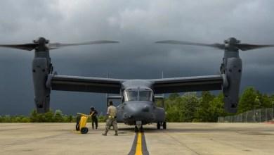 Photo of Bell Boeing'den 400'ncü V-22 Osprey Tiltrotor teslimatı