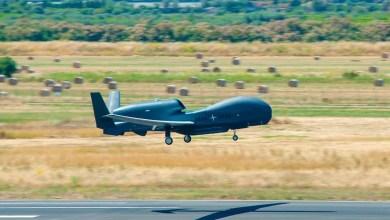 Photo of NATO RQ-4D ilk görev uçuşuna çıktı
