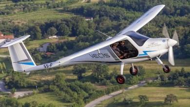 Photo of İlk sertifikalı elektrikli uçak