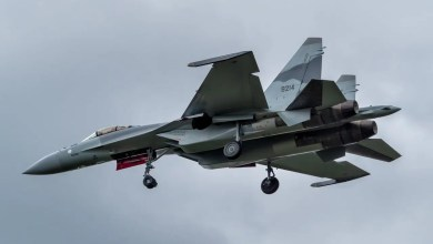 Photo of Mısır'ın ilk Su-35'i görüntülendi