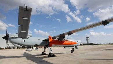 Photo of Kanatta taşınan jet motorlu kamikaze uçak