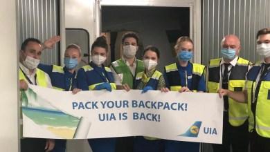 Photo of Ukrayna Havayolları İstanbul hattını yeniden açtı