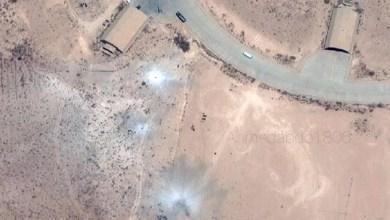 Photo of Vattiye Üssü'ne saldırı uydu fotoğraflarında
