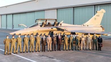 Photo of Hindistan, savaş uçağı filosunu Rafale ile güçlendiriyor