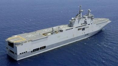 Photo of Fransa Lübnan'a 3 adet Mistral LHD gönderiyor
