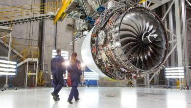 Photo of A350 motorlarında çatlak tespit edildi