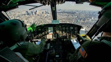 Photo of Yerden ateş açıldı, ABD helikopteri acil indi