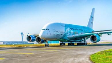 Photo of Hifly'in A380'i İstanbul'da