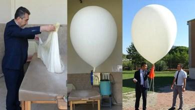 Photo of 12 bin balon alınacak
