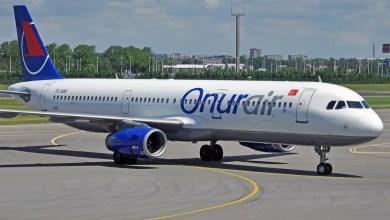 Photo of Onur Air'in iki uçağı Paris'e uçtu