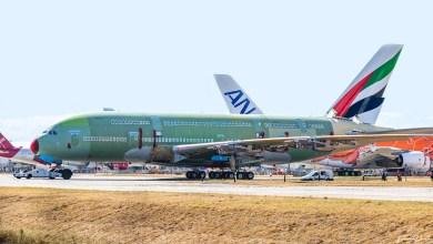 Photo of Son A380 imalat hattından çıktı