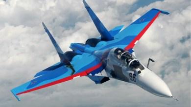 Photo of Su-30 yanlışlıkla vurulup düştü