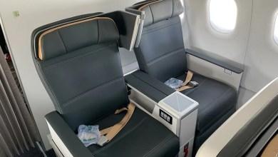 Photo of THY'nin A321neo'sunda bir business uçuşu