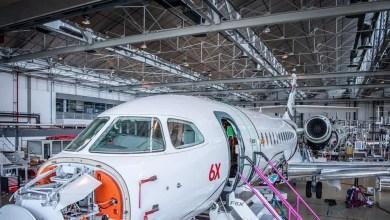 Photo of Falcon 6X, Aralık ayında fabrikadan çıkartılacak