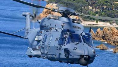 Photo of İspanya arama kurtarma için ilk NH90'ı teslim aldı