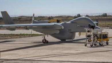 Photo of Heron, Avrupa sınır kontrolü için Yunanistan'dan uçacak