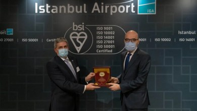 Photo of İstanbul Havalimanı'na kalite sertifikası