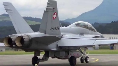 Photo of İsviçre'de yeni savaş uçağına onay çıktı