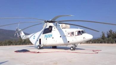 Photo of Dünyanın en büyük helikopteri Mi-26 Türkiye'de sezonu tamamladı