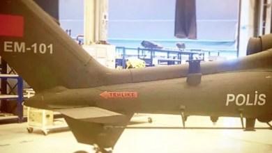 Photo of Emniyet'in ilk T129'u kuyruğunu gösterdi