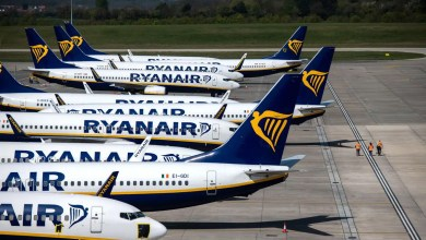 Photo of Ryanair: MAX'ler Şubat 2021'de uçacak