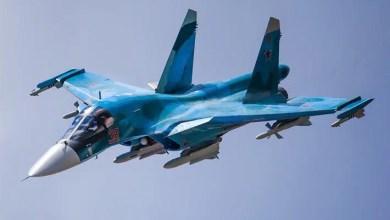 Photo of Rusya'da Su-34 uçağı düştü