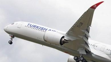 Photo of THY'nin ikinci A350'si teslim edildi