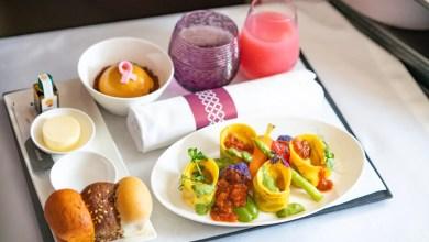 Photo of Katar Havayolları'ndan 'tam vegan' uçak yemeği