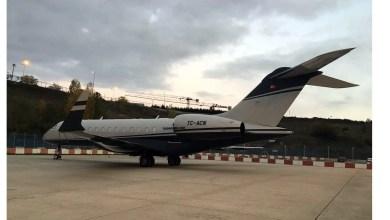 Photo of Acun'un uçağı gelir gelmez uçmaya başladı