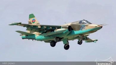 Photo of Azerbaycan Hava Kuvvetleri Su-25'lerle vurdu