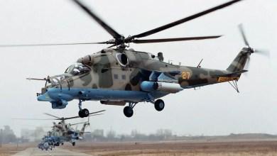 Photo of Azerbaycan Rus Mi-24'ünü sınırda yanlışlıkla vurdu
