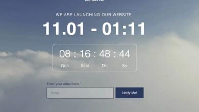 Photo of Dasal'ın yeni sitesi geri sayımda