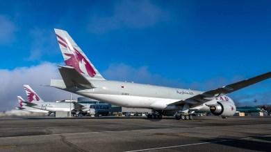 Photo of Bir günde 3 Boeing 777F kargo uçağı birden teslim aldı