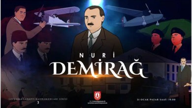 Photo of SSB'den Nuri Demirağ animasyonu
