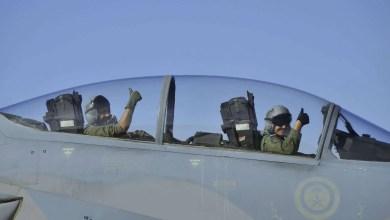 Photo of Suud F-15'leri Girit'e tatbikata geliyor