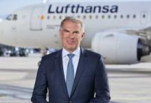 """Photo of Lufthansa: """"Yüzde 70 kapasiteye çıkıyoruz"""""""